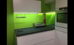 Kuchyně a nábytek na míru Praha