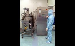 Biotechnologický výzkum v oblasti reprodukce drůbeže.
