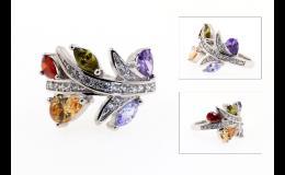 prsteny, náušnice, řetízky-výroba