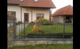 Montáž oplocení a plotů na klíč