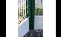 Svařovaný plotový panel 2D 3D