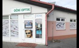 Oční optika Krnov