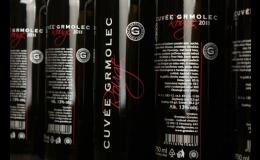 Dvoubarevné potisky na speciální vína