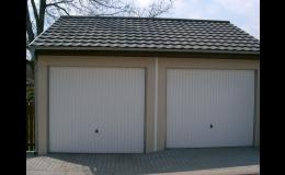 Výstavba garáží Praha