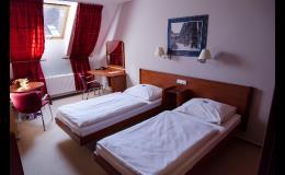 Krásné a poklidné ubytování v centru Opavy