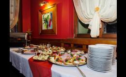 Salónek a catering na míru Opava