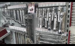Prodej klíče, goly, ruční nářadí