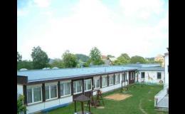 Renovace plochých střech Liberecký kraj