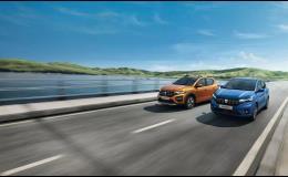 Nová Dacia Sandero - již od 99 Kč/den s Dacia Finance na 4 roky