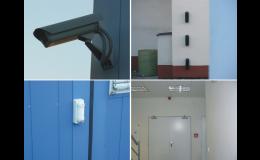 kamerové, docházkové, přístupové systémy