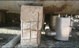 Renovace betonových částí - Strojconsult