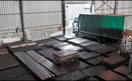 Betonářská ocel k velkoobchodnímu prodeji