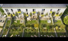 Prodej nových bytů v Jesenici