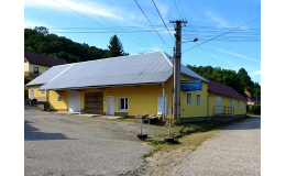 Provozovna firmy Aleš Brzák A-Z kovo s.r.o.