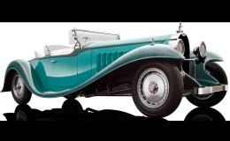 Bugatti Royale Roadster Esders