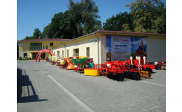 Prodejna Zahradní a zemědělská technika AGS Židlochovice