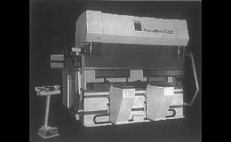Zpracování plechů CNC a NC technologiemi