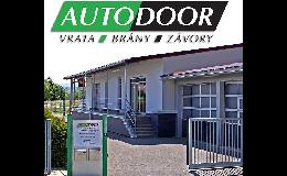Vrata, brány, závory od AutoDOOR