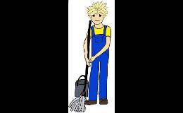 Úklidové služby - úklidová firma Znojmo