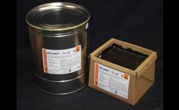 Za horka aplikovaná plasticko - elastická asfaltová zálivková hmota