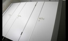 Sanitární a WC příčky