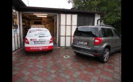 Lepení autofólií Praha 9