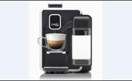Kávovar z dílny Caffitaly S22 Bianca - kompaktní zařízení