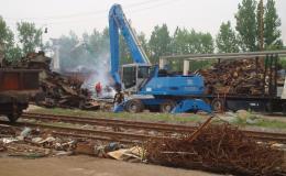 Výkup železného odpadu Havířov