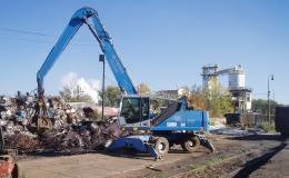 Likvidace kovových odpadů Ostrava