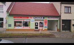 Autorizované zastoupení výrobce oken a dveří společnosti RI Okna a.s. - vzorková prodejna v Prostějově