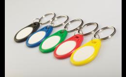RFID čipová klíčenka