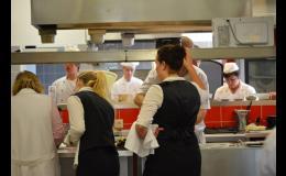 Učební obor kuchař - číšník Opava