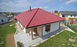Výroba betonových střešních tašek Brno