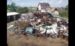 Výkup železný šrot Ostrava