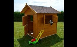 Dětský dřevěný domeček Filip