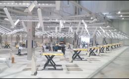 Instalace a montáž průmyslových zařízení