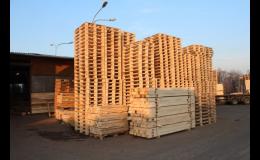 Dřevěné palety Opava