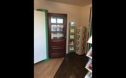 Dveře PORTA DOORS vzorkovna