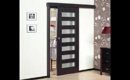 Plastové interiérové dveře výroba, prodej