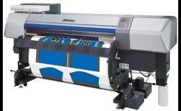 Velkoplošná sublimační tiskárna Mimaki