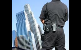 Fyzická ostraha budov, majetku a osob
