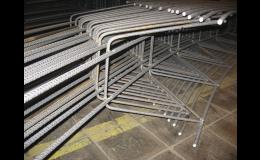 Ohýbání betonářských ocelí