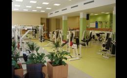 fitness sál