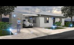 Nízkoenergetické rodinné domy