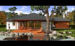Moderní bungalovy a přízemní domy