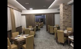 Restaurace Hotelu Rozkvět ve Veselí nad Moravou