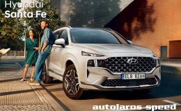Přijďte si vyzkoušet vůz Hyundai Santa Fe do Ostravy