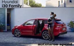 Prodej i servis vozů Hyundai i30 v Ostravě