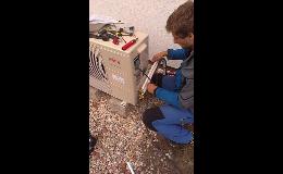 Instalace, servis tepelná čerpadla, vytápění tepelným čerpadlem