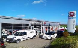 Autorizovaný prodej i servis osobních automobilů značky FIAT